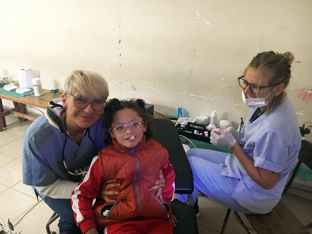 Dr- Behr in Bolivien Wir sind Zahnärzte 2018 Würzburg